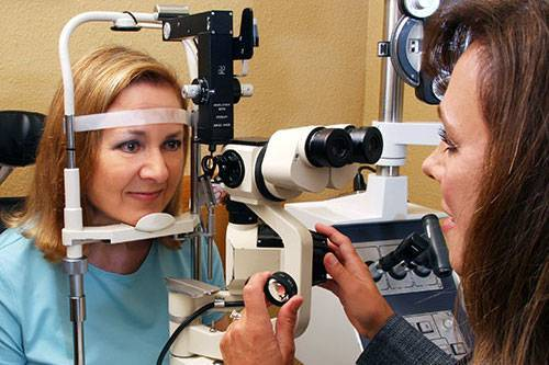 Expert VIsion Care CALLOUT